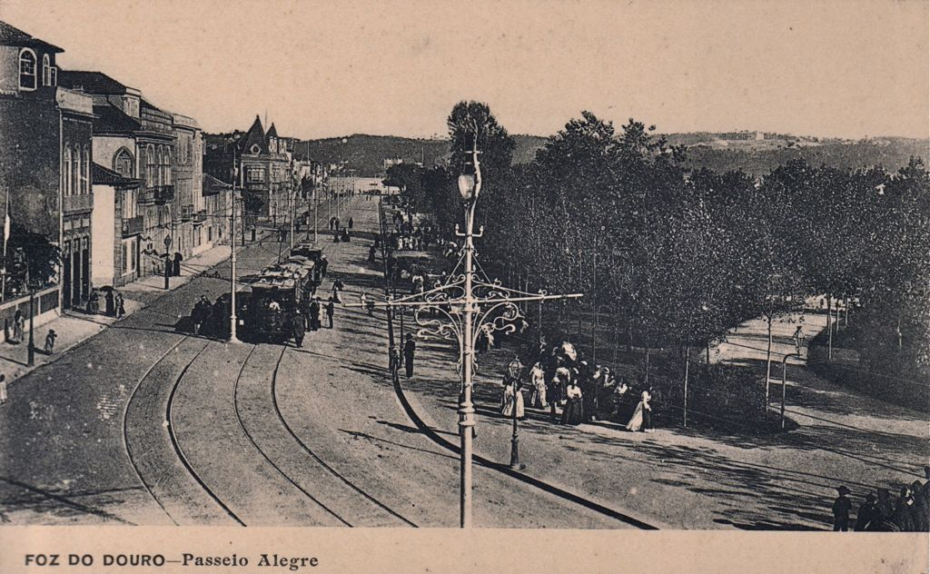 Foz around 1903